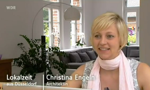 Das WDR Fernsehen berichtet über ausgewählte Projekte zum Tag der Architektur!